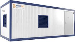 Блок-контейнер спецназначения