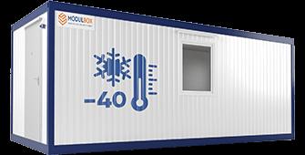 Блок-контейнер «Север»